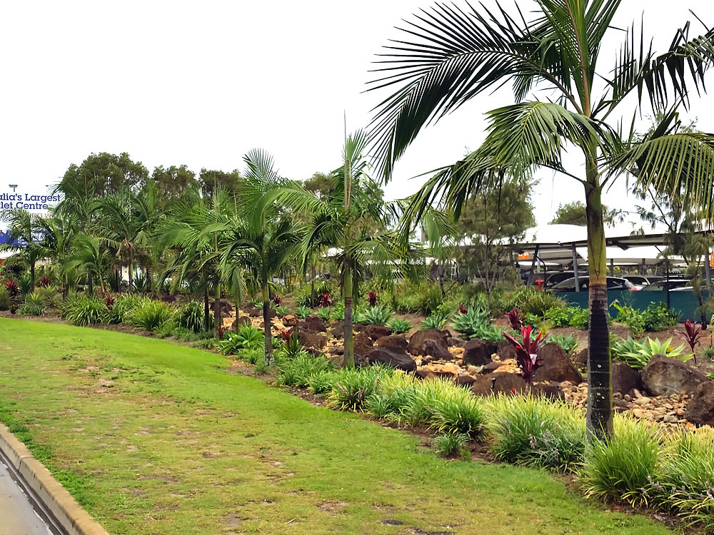 Gold Coast Airport Ennismore Field Landscape Architect