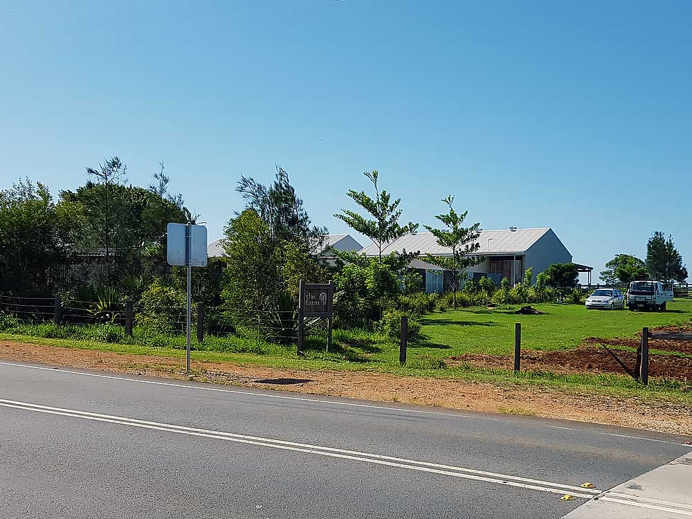 The Farm Byron Bay Ennismore Field Landscape Architect