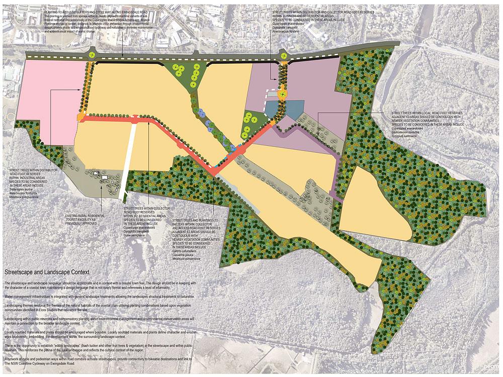 West Byron Ennismore Field Landscape Architect