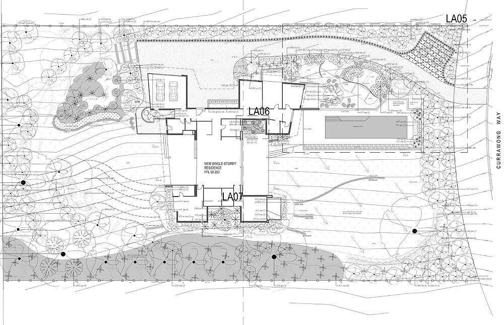 Currawong Ennismore Field Landscape Architect