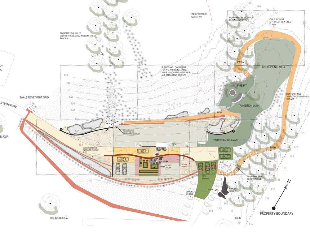 Eungella Ennismore Field Landscape Architect