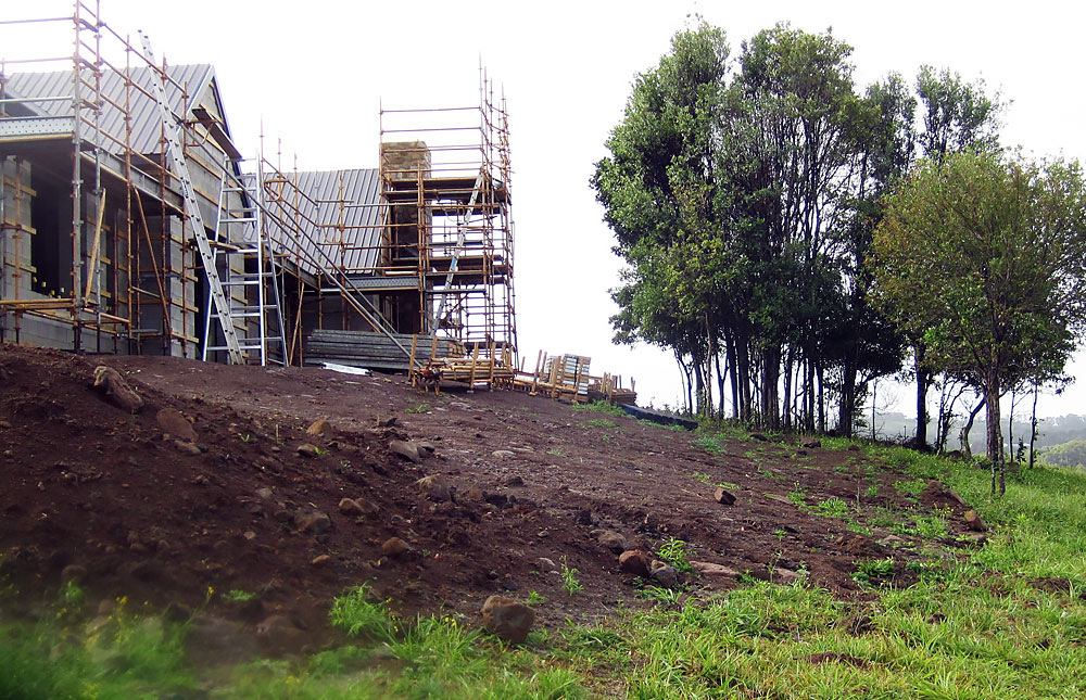 Midgen Flat Ennismore Field Landscape Architect