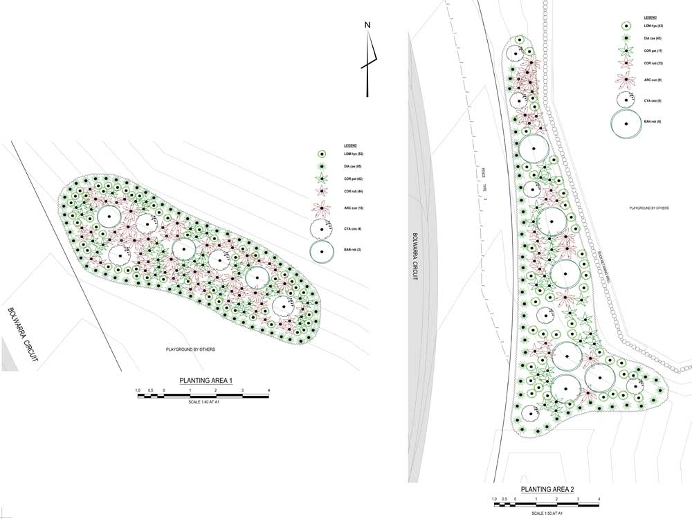 Wollongbar_Site Ennismore Field Landscape Architect